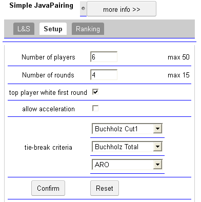 Simple version of JavaPairing for all browsers